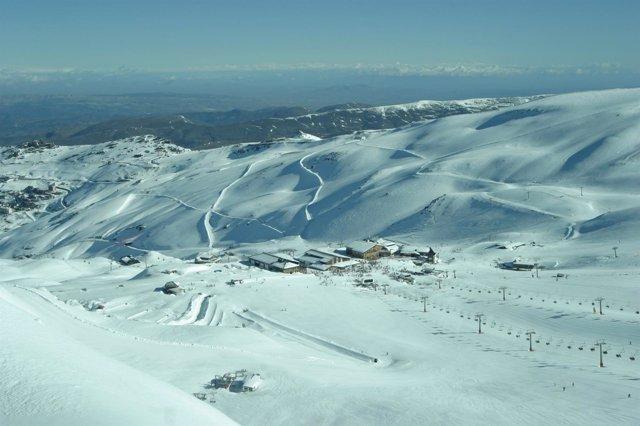 Borreguiles, Sierra Nevada