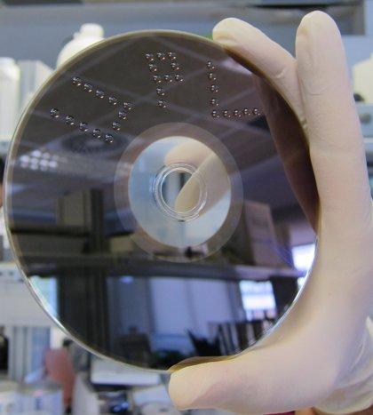 Investigadores emplean discos 'blu-ray' y sus lectores para detectar salmonela y sustancias tóxicas