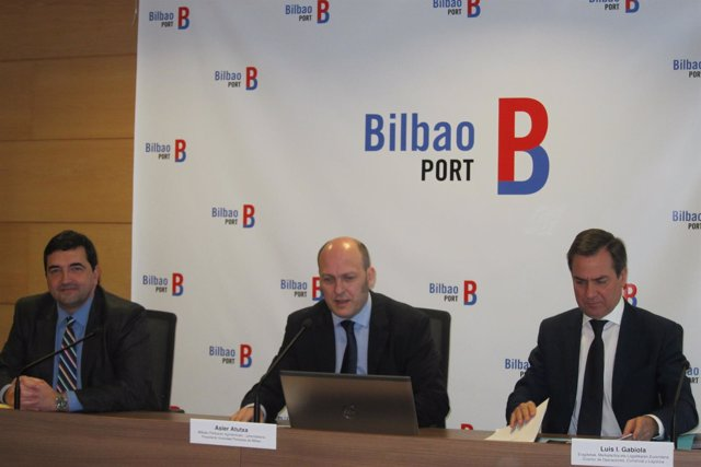 El presidente del Puerto de Bilbao, Asier Atutxa