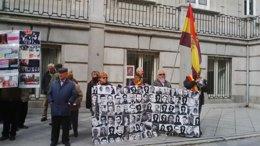 Victimas del franquismo frente al CGPJ