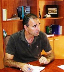 El Alcalde De Barbate (Cádiz), Rafael Quirós