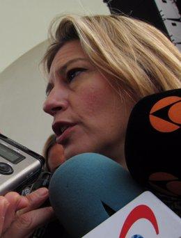 Declaraciones de la delegada del Gobierno en la Comunitat, Paula Sánchez de León