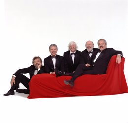 Los argentinos 'Les Luthiers'