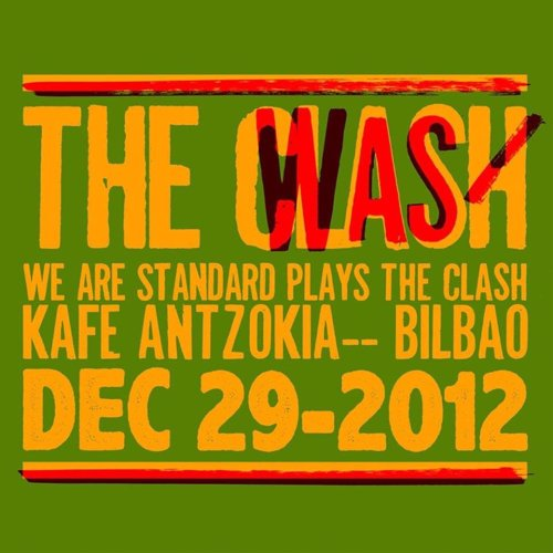 The Clash plays We Are Standard