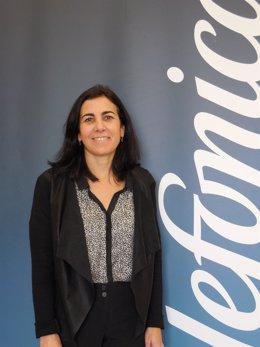 María Jesús Almazor, director del territorio Sur de  Telefónica.