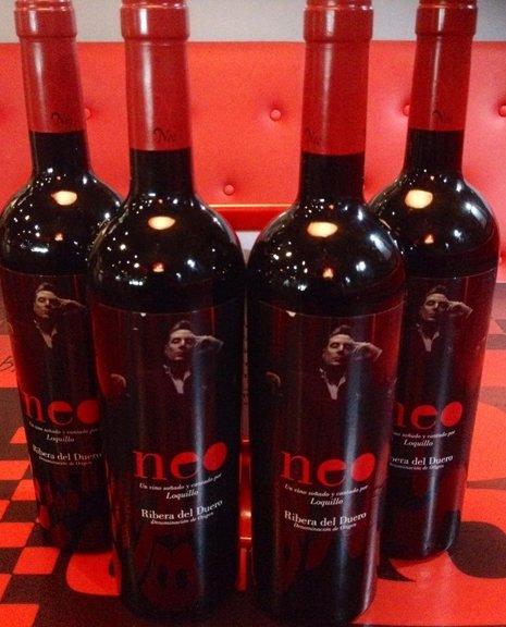 El vino de Loquillo