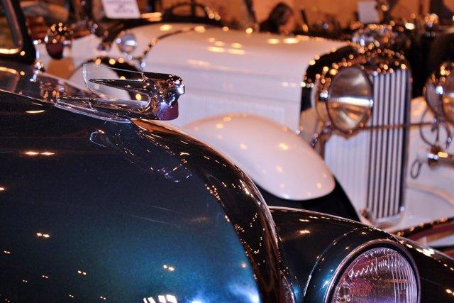 Salón del Vehículo clásico