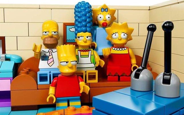 La fiebre LEGO llega a Springfield.