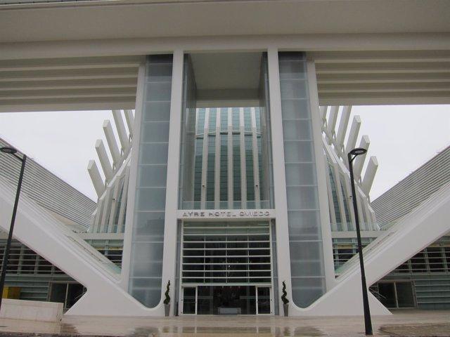 Hotel Ayre Oviedo en Calatrava