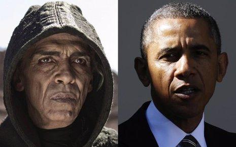 Obama y el Satán de La Biblia