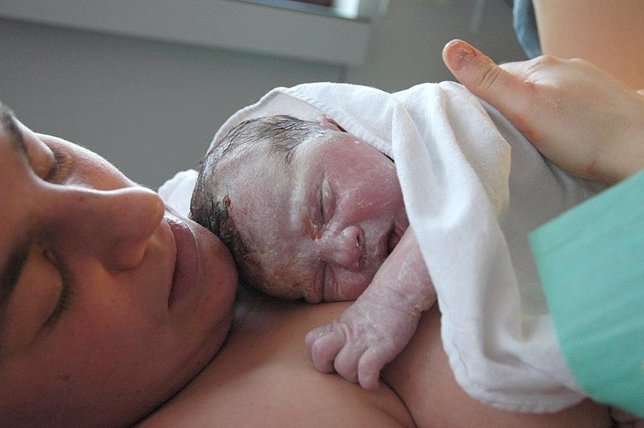 parto, maternidad, bebé
