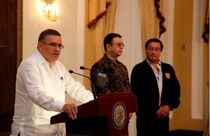 El presidente de El Salvador, operado con éxito de la cadera