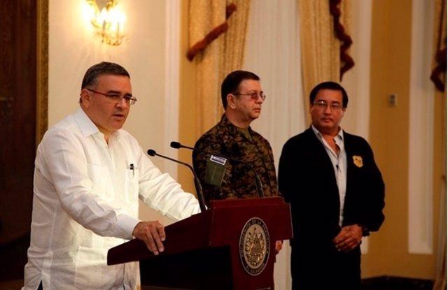 Presidente de El Salvador, Mauricio Funes