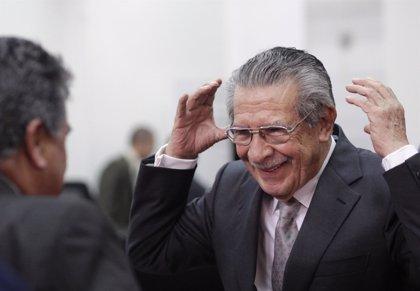 Aplazada de nuevo la resolución de la amnistía solicitada por Ríos Montt