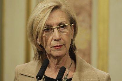 Rosa Díez: Si Granados no da una explicación convincente sobre la procedencia de su dinero suizo debe irse a su casa