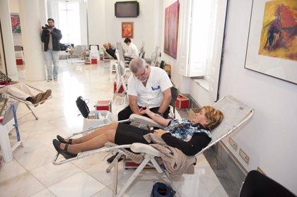Llamamiento urgente para que donantes de sangre de los grupos A- y 0- de Lorca acudan este jueves a Santa Rosa de Lima