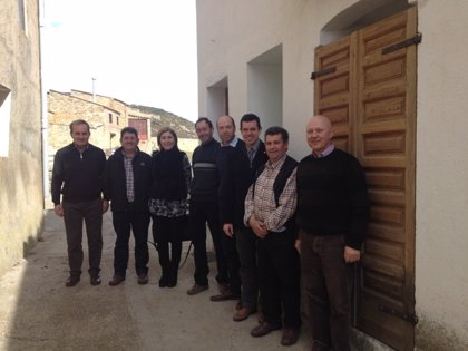 Impulsan la comercialización de la carne de ovino y caprino de Sant Esteve de la Sarga (Lleida)