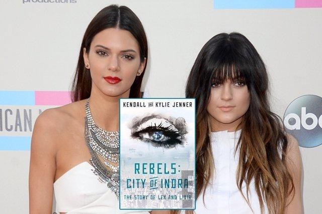 Kendall y Kylie Jenner, ¡se lanzan al mundo de la literatura juvenil!