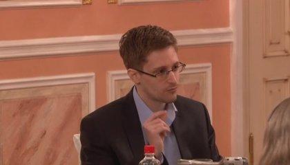 Snowden nombrado 'Rector de los estudiantes'