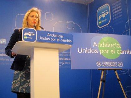 El PP-A va a su congreso con el lema 'Andalucía: unidos por el cambio'