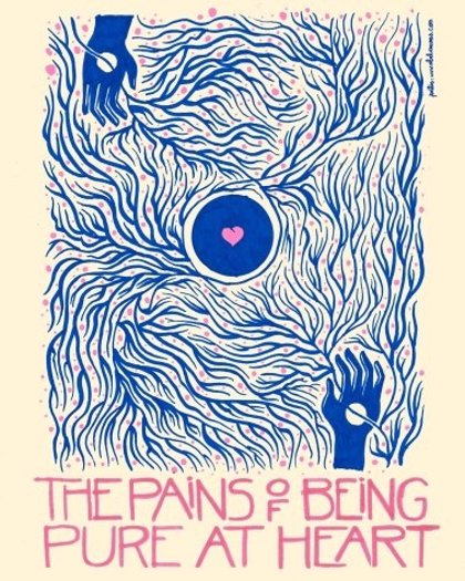 Gira española de The Pains of Being Pure at Heart