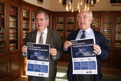 Tres expresidentes del Parlamento Europeo participarán en Segovia en un ciclo sobre las próximas elecciones