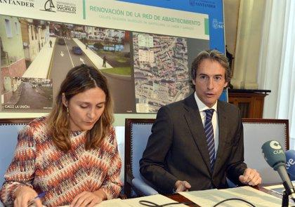 El Ayuntamiento renovará la red de abastecimiento de cuatro calles por valor de 600.000 euros