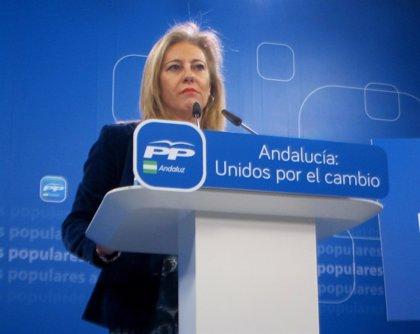"""El PP-A pide la puesta en marcha """"inmediata"""" de la Ley de Transparencia"""