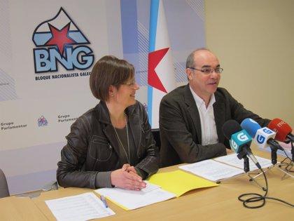 El BNG propone crear una corporación industrial pública gallega