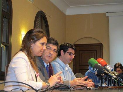 """Valderas asegura que Andalucía será """"un palacio de cristal"""" con la futura Ley de Transparencia"""