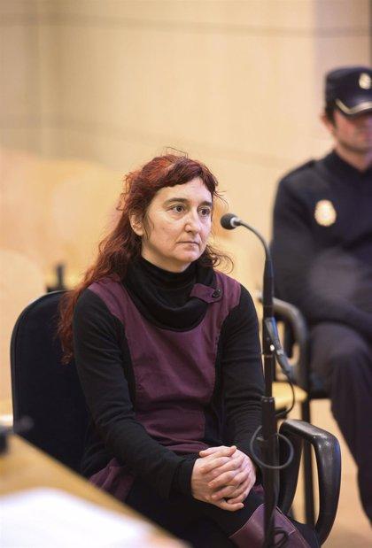 Condenado a 11 años de cárcel una etarra por planear secuestrar al edil socialista Benjamin Atutxa