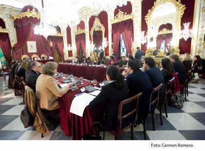El Pleno de Diputación acuerda por unanimidad instar a la Junta a que firme el concierto sanitario con Pascual