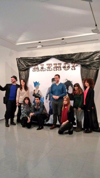 Málaga.- Cultura.- La Caja Blanca acoge una exposición que plasma la naturaleza humana desde una perspectiva circense