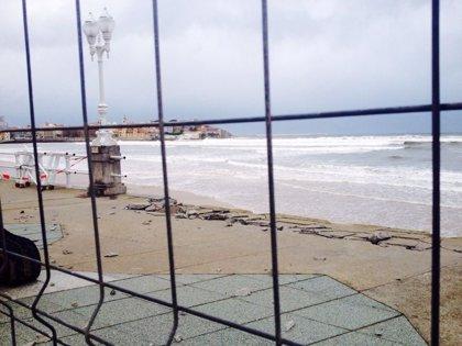 Demarcación de Costas se hará cargo de la reparación del muro de San Lorenzo
