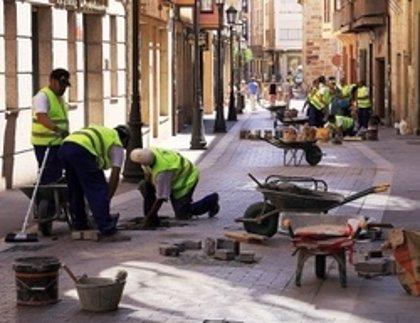 El Ayuntamiento de Zamora pone en marcha su Plan de Empleo con la contratación de 53 personas