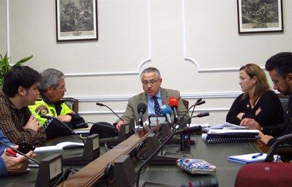 Las Fallas afectarán a cerca de 400 calles y se prevé la instalación de 338 carpas de comisiones falleras