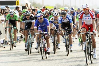 Alexander Kristoff (Katusha) gana la segunda etapa del Tour de Omán