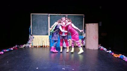 Civivox Mendillorri de Pamplona acogerá este sábado la obra de teatro 'Eskola ondoko jolasak'