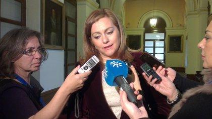 Serrano lleva a Bruselas el compromiso de la Junta para frenar el cambio climático mediante una ley que elabora