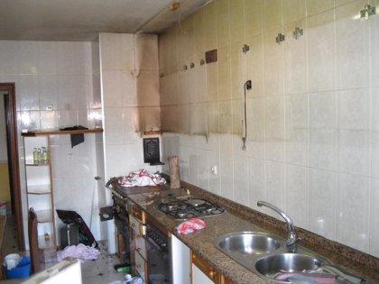 Detenida una pareja en Negreira por destrozar el piso en el que vivían de alquiler antes de entregar las llaves
