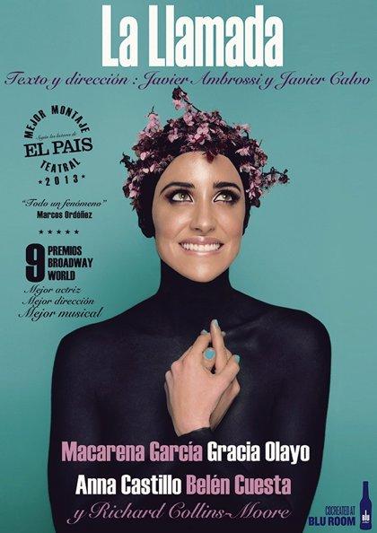El musical 'La Llamada', una comedia sobre la fe y el paso a la madurez, llega el sábado a Valladolid