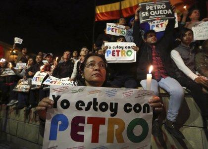 El 36% de los bogotanos no revocaría el mandato de Petro