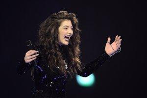 Brit 2014, Lorde