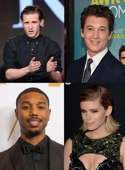 El remake de 'Los 4 Fantásticos' ya tiene protagonistas