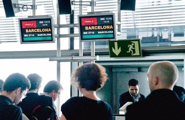 Sala de Embarque de aeropuerto
