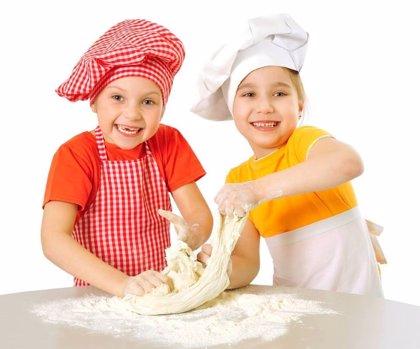 Taller de cocina divertida para niños y familias