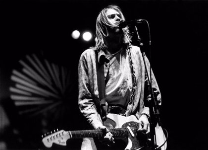 Kurt Cobain en 5 canciones