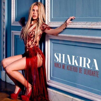 Shakira estrena clip para 'Nunca me acuerdo de olvidarte'
