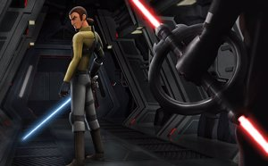 Star Wars Rebels, Kanan