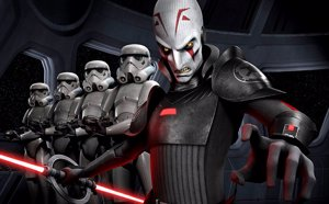 Star Wars Rebels, The Inquisitor
